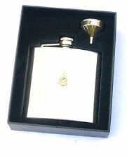 Royal Marines  Regiment  6oz Hip Flask Military FREE ENGRAVING Gift BGK56
