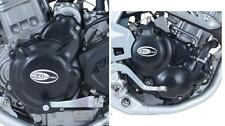 R&G ENGINE CASE COVER KIT (2 Covers) for HONDA CRF250 L, 2013 to 2015