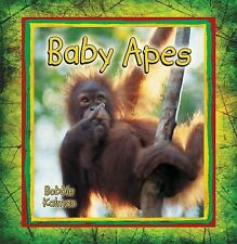 Baby Apes (It's Fun to Learn about Baby Animals)-ExLibrary