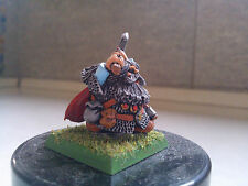 FOUNDRY MINIATURES-FANTASY-DWARF W/AXE-PAINTED-DWARFS-DWARVES-WARHAMMER