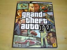 GRAND THEFT AUTO 4 STRATEGY GUIDE *BRAND NEW*