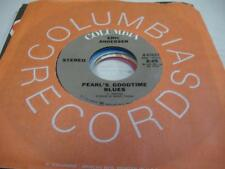 Folk Unplayed NM! 45 ERIC ANDERSEN Pearl's Goodtime Blues on Columbia
