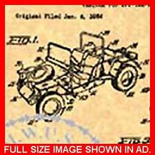 US Patent for a EMPI Imp SPORTSTER DUNE BUGGY #248