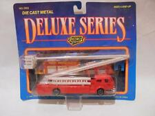 "Road Champs 1990 Deluxe Series ""LADDER TRUCK Fire Dept"" 5902 New"