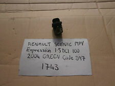 RENAULT RADIATOR FAN MOTOR RESISTOR FROM 2004 SCENIC 1.5 DCI