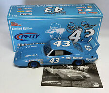 RICHARD PETTY 1/24 #43 1970 MARC TIMES PLYMOUTH SUPERBIRD #139/1,002