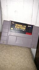 Wheel of Fortune -- Deluxe Edition (Super Nintendo, 1993)