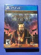 Grand Ages Medieval *Limited Special Edition* for PS4 NEW