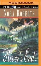 River's End by Nora Roberts (2014, MP3 CD, Unabridged)