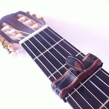 TCHW4  Professional Wooden Handicraft Capo for Classical or Flamenco Guitar.