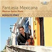 Fantasia Mexicana: Mexican Guitar Music (2014)