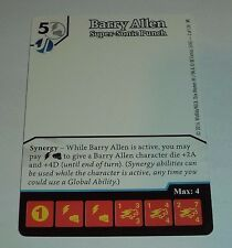 Dice Masters Barry Allen: Super-Sonic Punch 2/124 Buy a Box Promo Card