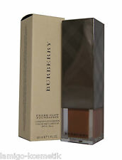 BURBERRY FRESH GLOW FOUNDATION LUMINOUS FLUID FOUNDATION 30ml. No. 60 chestnut