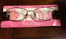 Womens Lilly Lily Pulitzer Frames Prescription Glasses  new!!!  Retail $215