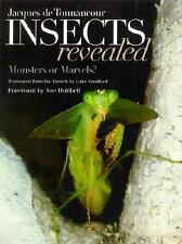Insects Revealed: Monsters or Marvels? (Comstock books)-ExLibrary