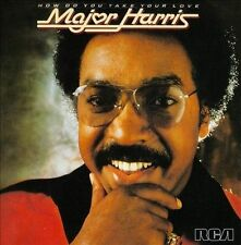 MINT SEALED OP FUNKY TOWN GROOVES MAJOR HARRIS HOW DO YOU TAKE OUR LOVE CD