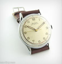 Vintage Watch....DOXA Anti Magnetic....In House....50's...Nice Dial....Classic!!