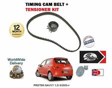 FOR PROTON SAVVY 1.2 D4F ENGINE 9/2005-  NEW TIMING CAM BELT + TENSIONER KIT