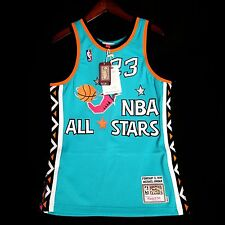 100% Authentic Michael Jordan Mitchell Ness 1996 96 All Star Game Jersey 36 S