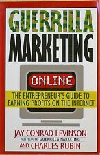 "GUERRILLA MARKETING ""ONLINE"" by Jay Conrad Levinson and Charles Rubin"