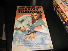 The Deadly Trackers-Richard Harris-Rod Taylor