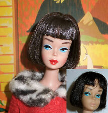 Vintage Barbie american girl restoration service by Lolaxs bleaching paint hair
