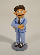 "3.25"" Walter PVC Cake Topper Action Figure on Stand Disney The Muppets"