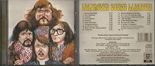 IMPROVED SOUND LIMITED - Improved Sound Limited - CD 1971-Krautrock- Longhair