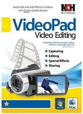 VideoPad Video Editor Home Edition AVI , MPEG editor Edit Video , Copy , Cut