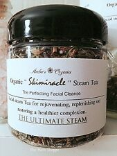 "Organic "" Skimiracle "" Steam Tea The Perfecting Facial Cleanse"