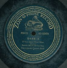 pc78-dance-ZONOPHONE 5445-Zonophone Concert Band