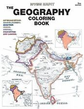 Geography Coloring Book, Third Edition