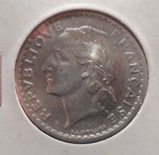 CIRCULATED 1949 5 FRANC FRENCH COIN!!!!!!!! (011116)