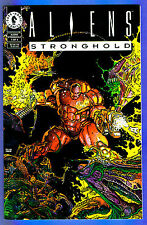 ALIENS: Stronghold # 1 (of 4) 1994  (vf-)