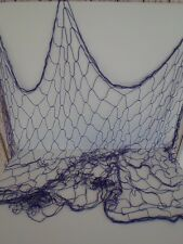 Decorative Purple Fishing Net 6'x15' Nautical Netting