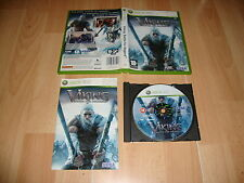 VIKING BATTLE FOR ASGARD DE SEGA PARA LA XBOX 360 USADO COMPLETO