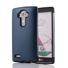 For LG  V10 Shockproof Armor Hybrid Rugged Rubber Hard Case Cover