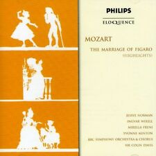 Colin Davis - Mozart: Marriage of Figaro (Highlights) [New CD]