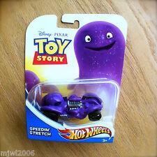 Disney PIXAR Toy Story SPEEDIN' STRETCH Hot Wheels diecast Mattel purple octopus