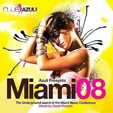 FREE US SHIP. on ANY 2 CDs! NEW CD Various Artists: Azuli Presents Miami 2008 Im