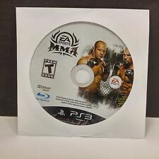EA Sports MMA (PLAYSTAION 3, 2010) DISC ONLY #8071