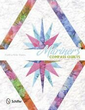 Mariner's Compass Quilts: Solid & Split Point Patterns, , Cynthia Sisler Simms,