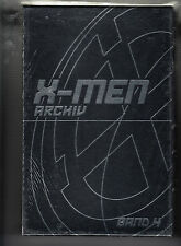 X-MEN Archive COFFRET (allemand) # 4 (uncanny x-MEN 138-152) - panini 2001-OVP
