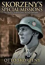 Skorzeny's Special Missions, Otto Skorzeny