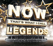 VARIOUS ARTISTS - NOW THAT'S WHAT I CALL LEGENDS: 2CD ALBUM SET (2014)