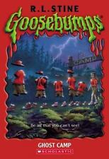 Ghost Camp (Goosebumps Series) by R.L. Stine, Good Book