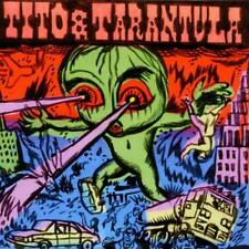 TITO & TARANTULA Hungry Sally & Other Killer Lullabies CD 1999 * RAR
