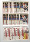 1X PETER BONDRA 1990-91 OPC Premier #7 RC Rookie O Pee Chee Bulk Lot Available