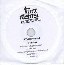 (AF19) Tom Mansi & The Icebreakers, You Got Your- DJ CD