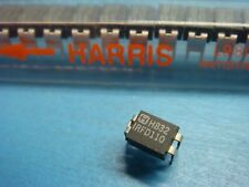 (5) HARRIS IRFD110 MOSFET N-CHANNEL 100V 1A TRANSISTOR 4 PIN DIP NOS RARE